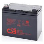 Батарея к ИБП CSB 12В 34Ач (GP12340) фото №1