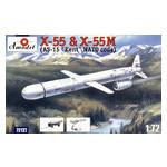 Модель AMODEL Стратегическая крылатая ракета Х-55 AS-15 Kent (AMO72127) фото №1