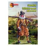 Модель Mars Models Шведская пехота в начале XVII века (MS72094) фото №1