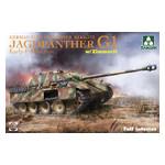 Модель Takom Sd.Kfz.173 Jagdpanther G1 Раннее производство фото №1
