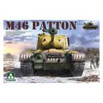 Модель Takom Американский средний танк M-46 Patton (TAKOM2117) фото №1