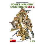 Модель Miniart Солдаты на танк (MA35310) фото №1