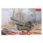 Модель Roden Гаубица BL 8-inch Howitzer Mk.VI (RN813) фото №1