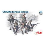 Модель ICM Элитные войска США в Ираке (ICM35201) фото №1
