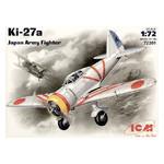 Модель ICM Японский истребитель Ki-27а (ICM72201) фото №1