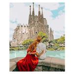 Картина по номерам Идейка Романтическая Испания 40х50 см (KHO4689) фото №1
