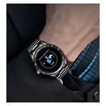 Умные часы Smart Lige Omega Black фото №5