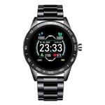 Умные часы Smart Lige Omega Black фото №2