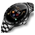 Умные часы Smart Lige Omega Black фото №3