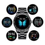 Умные часы Smart Lige Omega Black фото №6