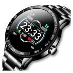 Умные часы Smart Lige Omega Black фото №1