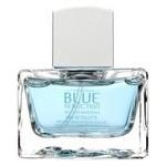 Туалетная вода Antonio Banderas Blue Seduction for Women для женщин (оригинал) - edt 80 ml tester  фото №1