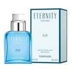 Туалетная вода Calvin Klein Eternity Air For Man для мужчин (оригинал) - edt 30 ml  фото №1