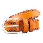 Женский кожаный ремень AMO STAMO3002-mogano фото №2