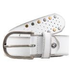 Женский кожаный ремень Lindenmann FARE40135-070 фото №4