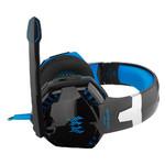Наушники Kotion Each G2200 с вибрацией (Черно-синий) фото №6