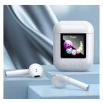 Наушники Remax Digital Player TWS-19 Белые фото №6