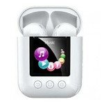 Наушники Remax Digital Player TWS-19 Белые фото №1