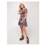 Платье Нимфея S-M Голубой фото №4