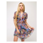 Платье Нимфея M-L Голубой фото №4