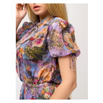 Платье Нимфея L-XL Голубой фото №5