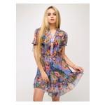Платье Нимфея L-XL Голубой фото №1
