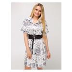 Платье Сенси S-M Белый фото №4