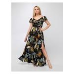 Платье Шерил S-M Черный фото №2