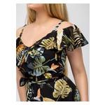 Платье Шерил L-XL Черный фото №2