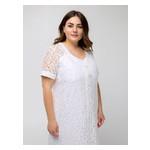 Платье Эмбер 52 Белый фото №4