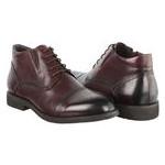 Мужские классические ботинки Lido Marinozzi 19770, Коричневый, 39, 2964340260723 фото №4