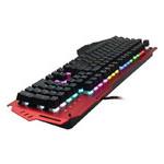 Клавиатура игровая Meetion Gaming RGB Backlit MK-20 черно-серая фото №1