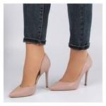 Женские туфли на каблуке Bravo Moda 196143, Розовый, 39, 2999860389869 фото №7