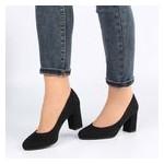 Женские туфли на каблуке Bravo Moda 196144, Черный, 37, 2999860389890 фото №6