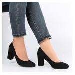 Женские туфли на каблуке Bravo Moda 196144, Черный, 37, 2999860389890 фото №3
