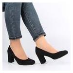 Женские туфли на каблуке Bravo Moda 196144, Черный, 37, 2999860389890 фото №5