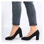 Женские туфли на каблуке Bravo Moda 196144, Черный, 37, 2999860389890 фото №7