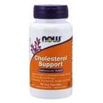 Специальный продукт NOW Cholesterol Support Veg Capsules 90 капсул (4384302676) фото №1