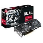 Видеокарта Asus Radeon RX 580 8192 Mb Dual OC (DUAL-RX580-O8G) фото №2