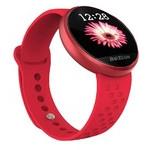 Фитнес-браслет Lemfo B36 для женщин (Красный) фото №4