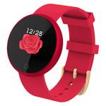 Фитнес-браслет Lemfo B36 для женщин (Красный) фото №2
