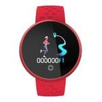 Фитнес-браслет Lemfo B36 для женщин (Красный) фото №8
