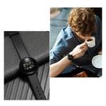Фитнес-браслет Lemfo B36 для женщин (Черный) фото №12