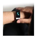 Фитнес-браслет Lemfo E66 с измерением температуры и тонометром (Черный) фото №12