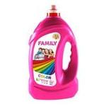 Гель для стирки цветных вещей 4 л For My Family 600193 фото №1