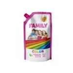 Гель для стирки цветных вещей 1000 мл Doypack For My Family 601121 фото №1