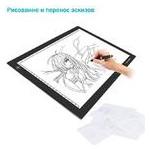 Графический планшет Huion L4S + перчатка фото №4