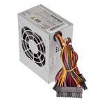 Блок питания LogicPower Micro mATX 400W 8см 2 SATA OEM без кабеля питания фото №1