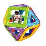 Магнитный конструктор Magformers Космический 22 элемента (707009) фото №3