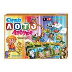 Супер лото Danko Toys Азбука (2622DT) фото №1